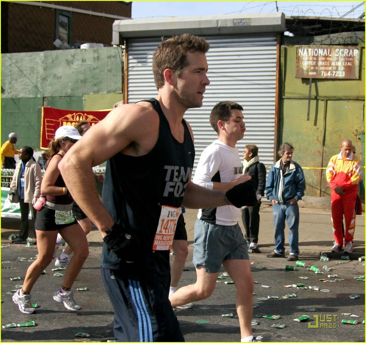 NYC marathon celebrity results - sheknows.com
