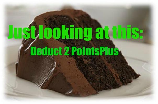 Points plus german chocolate cake