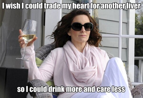 Funny-Tina-Fey-Quote-I-wish-I-could-trade-my-heart-for ...