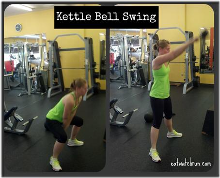 Kettle Bell Swing