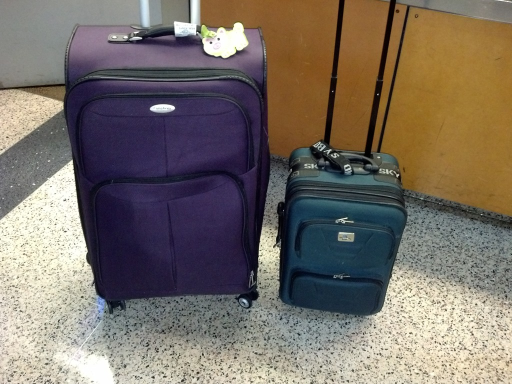 Suitcase For Teenage Girl